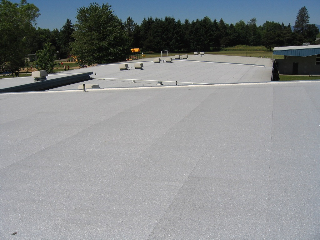 Highly Reflective And Energy Efficient, Modified Bitumen Roofing Can Help  Comply With Current Energy Codes And Reduce Building Cooling Costs Overall.